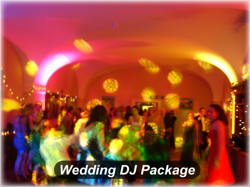 Wedding DJ Package Ragley Hall Disco Dancing
