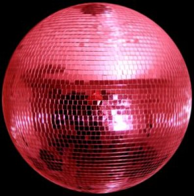 Disco Mirror Ball - Themed NIghts
